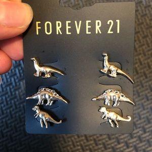 Dinosaur Earrings!